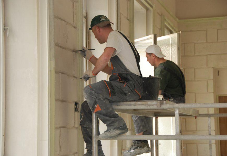 Wiosną chętnie remontujemy mieszkania