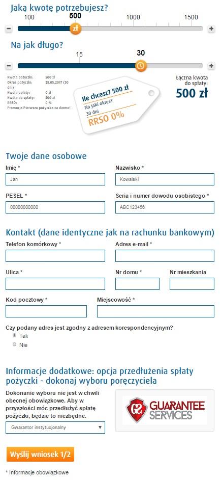 ferratu mbank wniosek