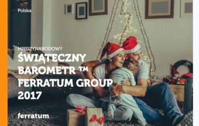 Świąteczny Barometr Ferratum 2017 już dostępny!
